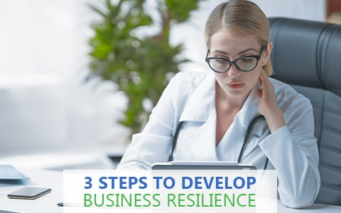 3 Steps To Develop Business Resilience By Preventing Provider Burnout